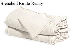 Shop Towels Route Ready In Bulk Ragsco Com