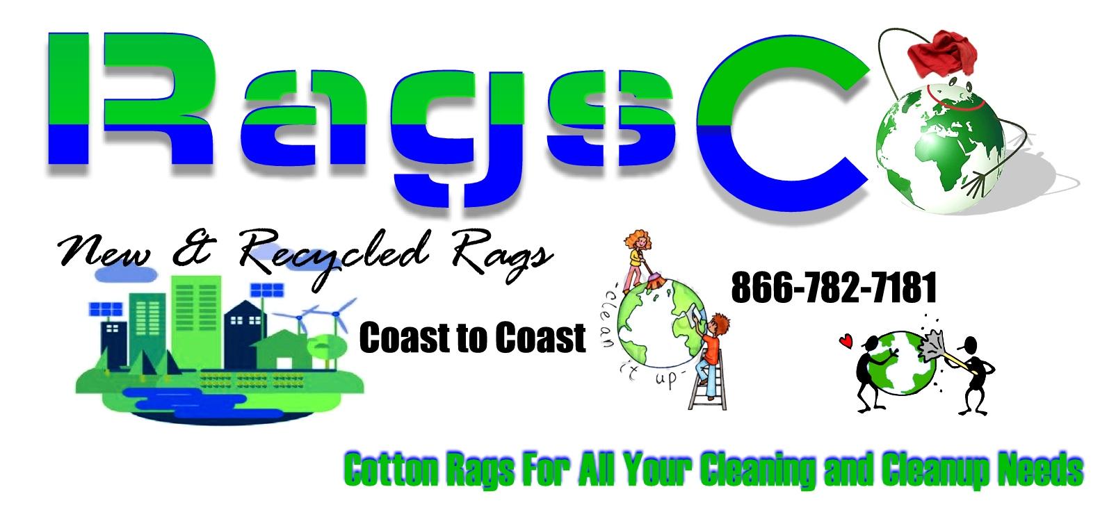 Ragsco rags supplier of wiping rags cotton rags bulk for T shirt rags bulk